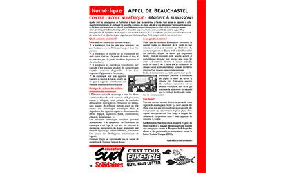 Appel de Beauchastel