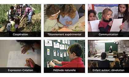 Institut Coopératif de l'Ecole Moderne – Pédagogie Freinet
