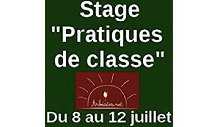 Stage » Pratiques de classe «