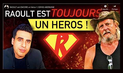 RAOULT est ENCORE un héros !