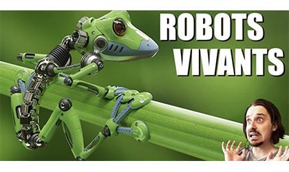 Un robot vivant fabriqué à partir de cellules