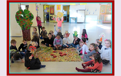 Projet : Mise en scène de « La leçon de Professeur Hibou » en classe de maternelle