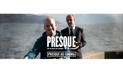 Presque – film de Bernard Campan et Alexandre Jollien