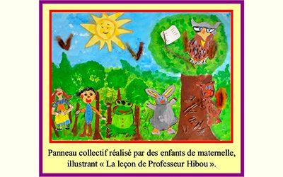 Témoignage d'un parent à propos de « La Leçon de Professeur Hibou »