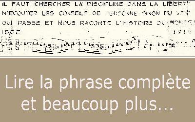 Liberté et Discipline. De Debussy à la Danse Libre
